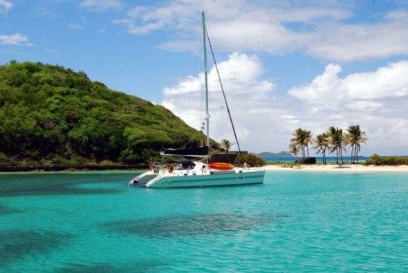 Tradewinds Virgin Island Catamaran
