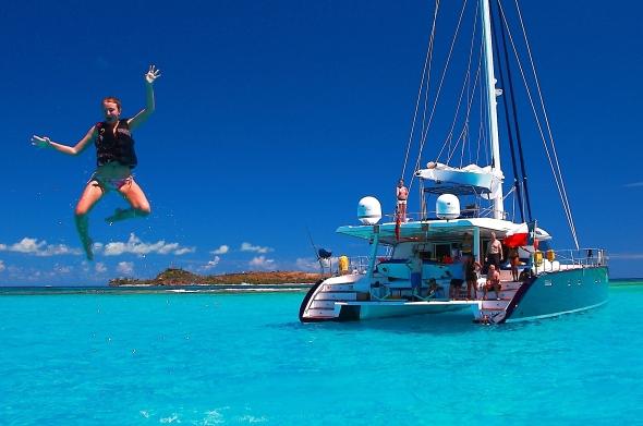 TradeWinds Cruise Club Catamaran Sailboats All Inclusive Vacations - Tradewinds cruise club