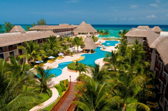Grand CocoBay Hotel Playa del Carmen an All Inclusive Vacations