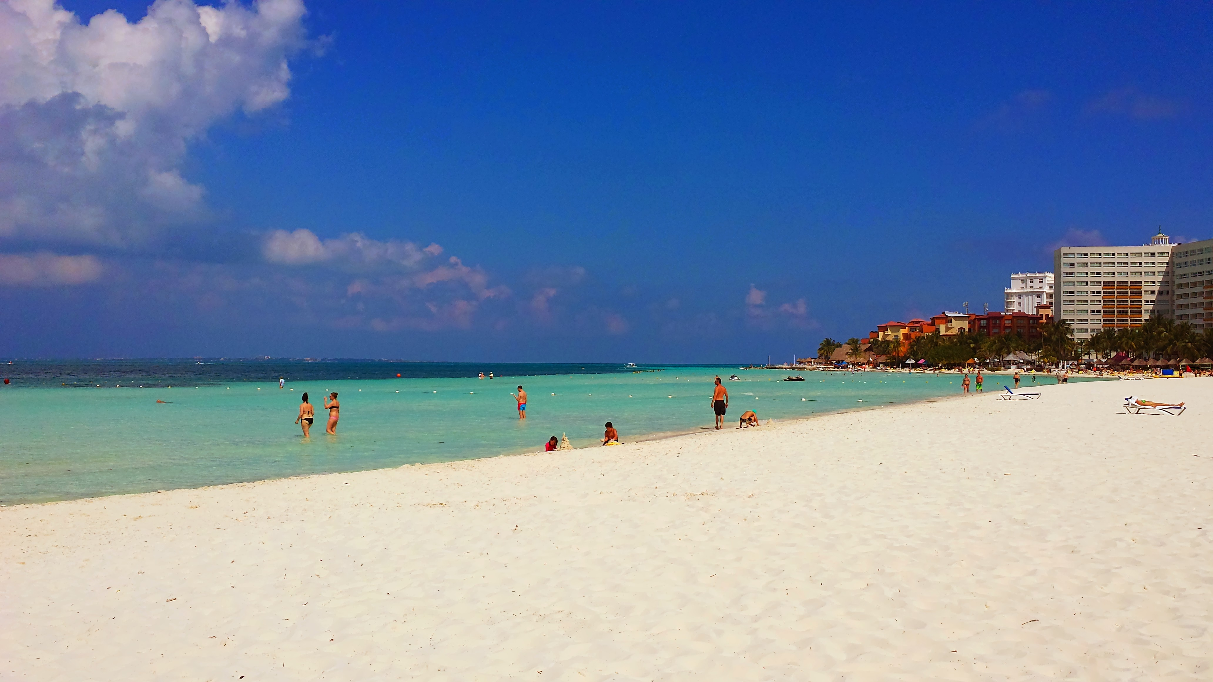 Best beaches in cancun all inclusive vacations for Best all inclusive beach