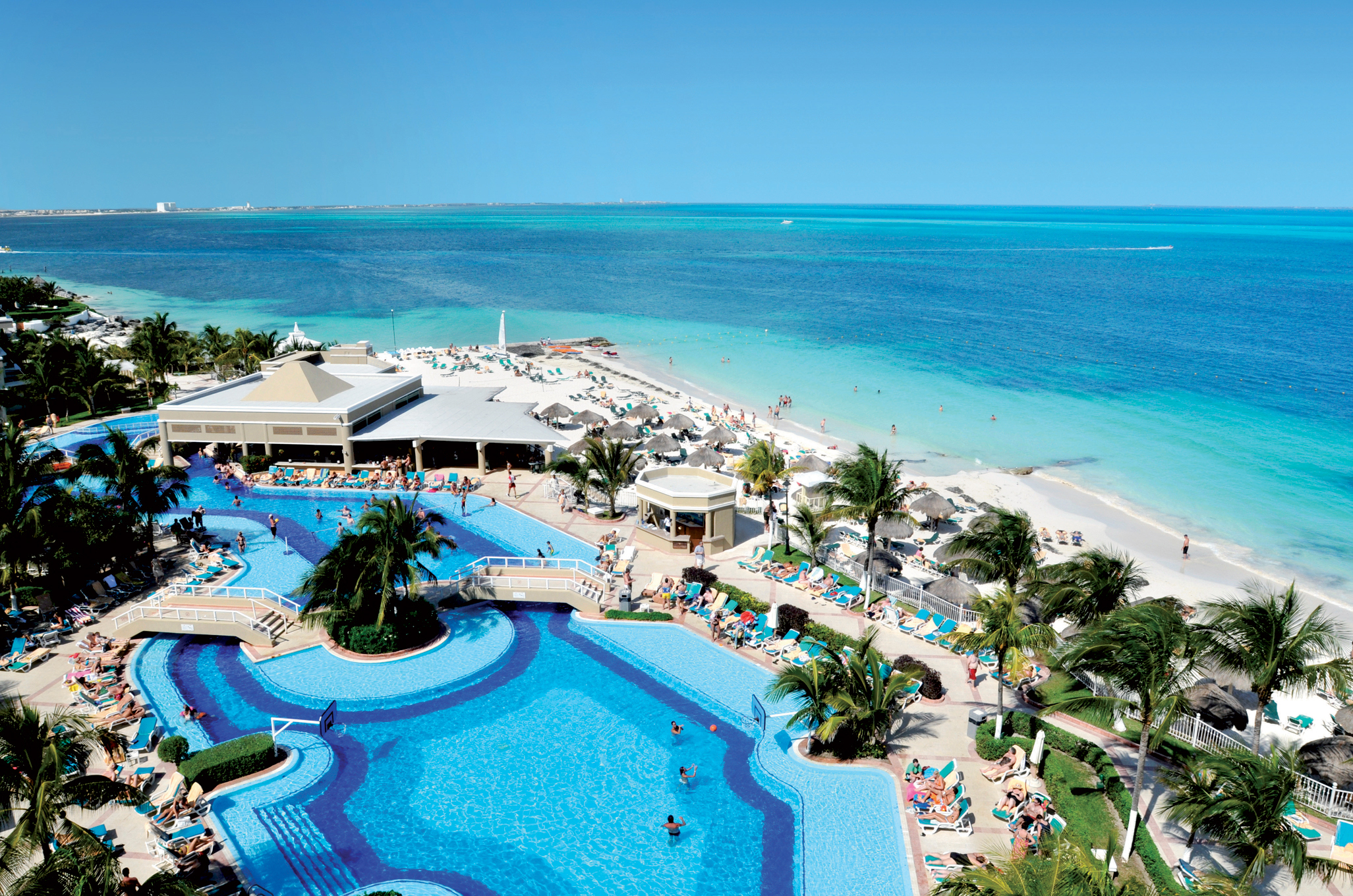 Riu Cancun All Inclusive  All Inclusive Vacations
